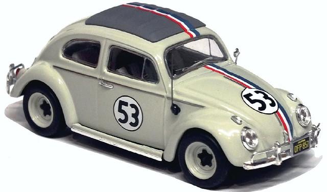 Mattel Hot Wheels VW Herbie (5)