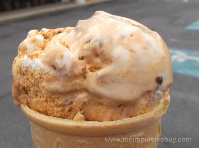 Baskin-Robbins Pumpkin Cheesecake Ice Cream 2