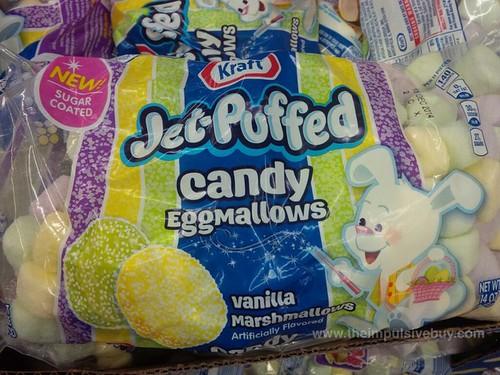 Kraft Jet-Puffed Cand Eggmallow
