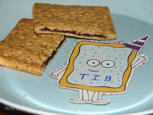 Kellogg's Birthday Edition Flavor Flashback Milk Chocolate Graham Pop-Tarts 2