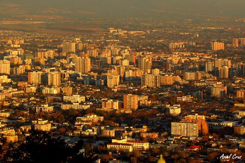 Santiago de Chile - Providencia / Ñuñoa / Peñalolén - Cerro San Cristóbal
