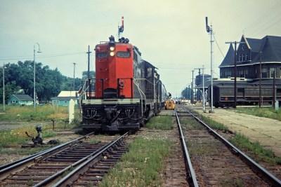 GTW, Durand, Michigan, 1968