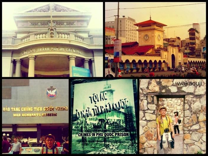 Ben Thanh Market War Remnants Museum