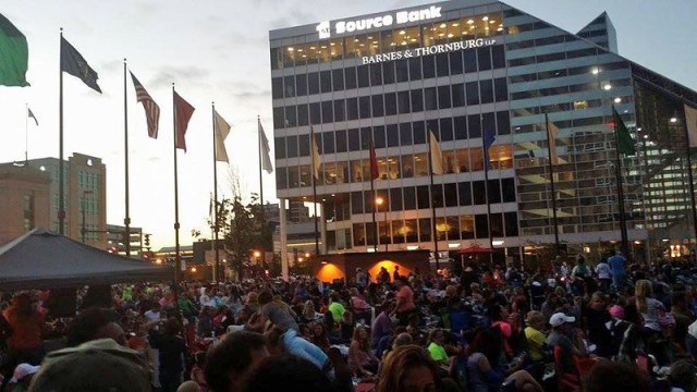 Downtown South Bend Film Series