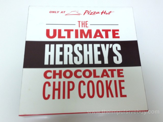 Pizza Hut Ultimate Hershey's Chocolate Chip Cookie