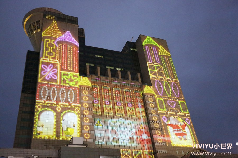 3D立體投影燈光秀,健達巧克力,健達巧克樂脆球,密室逃脫,新北市,新北市耶誕城 @VIVIYU小世界