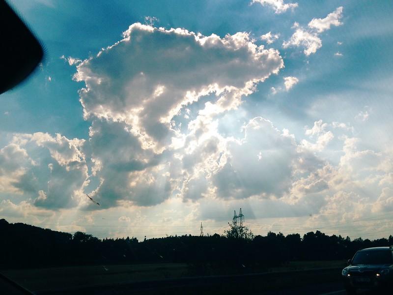 Driving Around Czech (7/15/14)