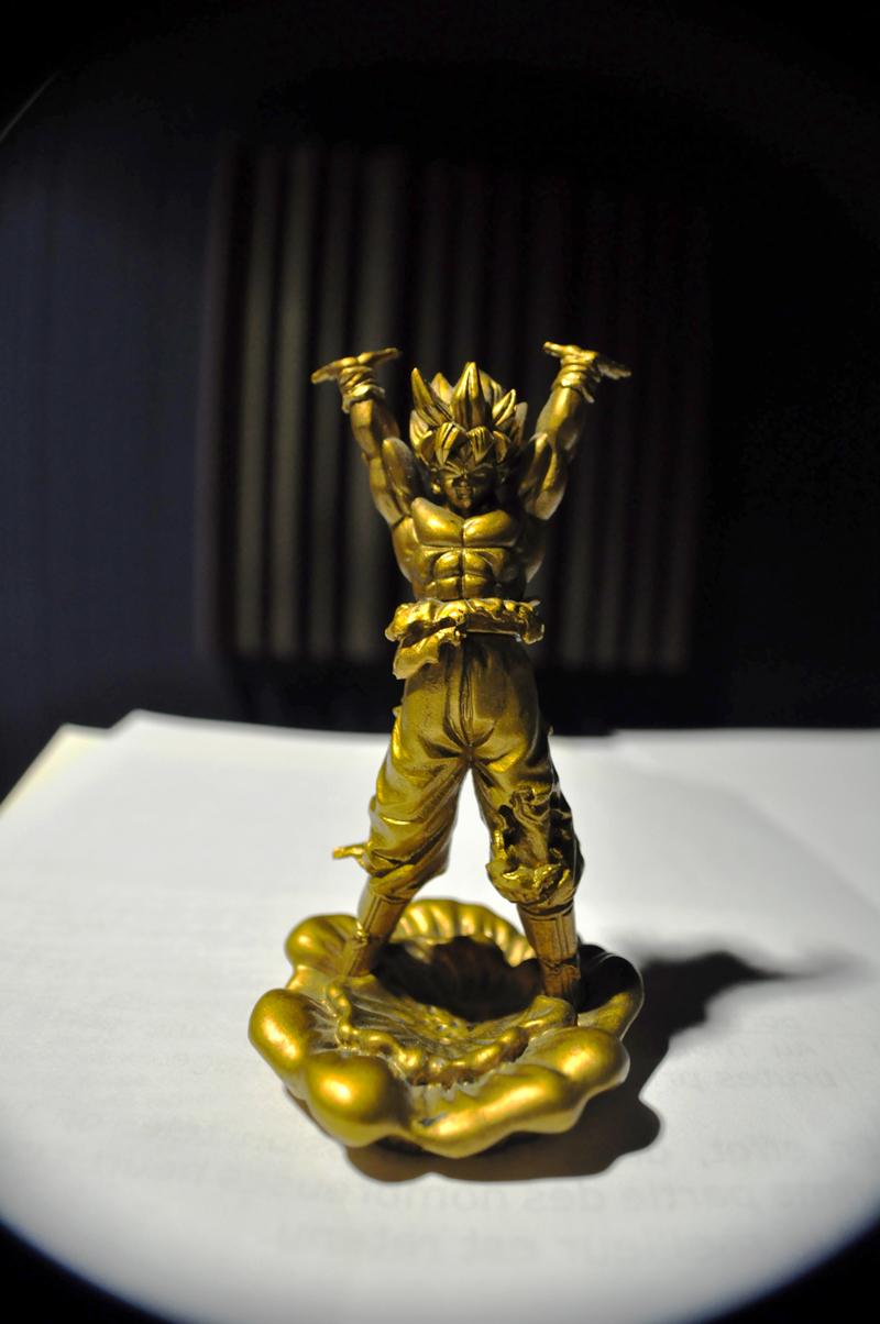 Golden Genki Dama
