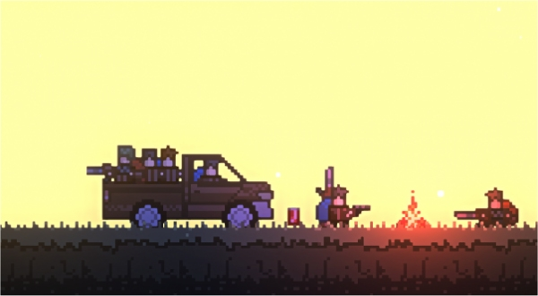 Roguelands Is A 2D Monster Survival Game Like DayZ H1Z1