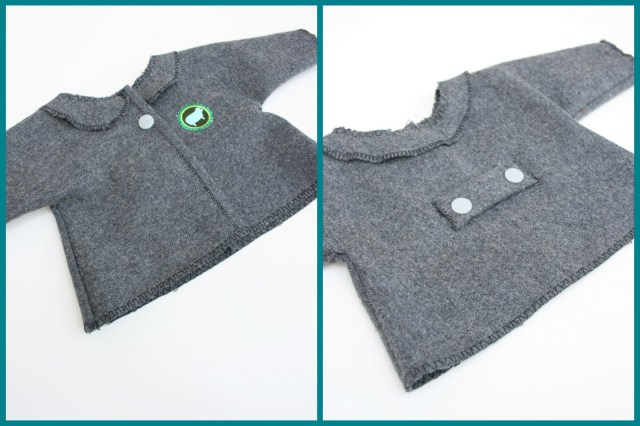 teenie-weenie jacket