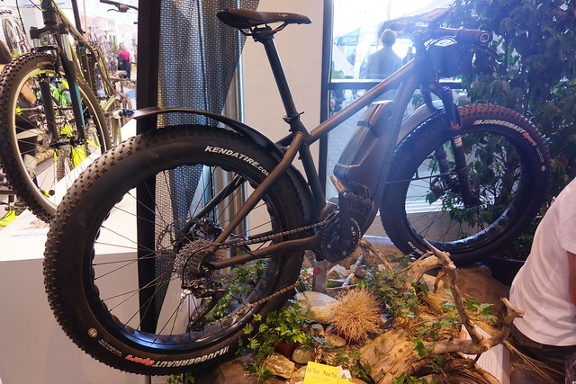 Eurobike 2014: Another e-fat-bike