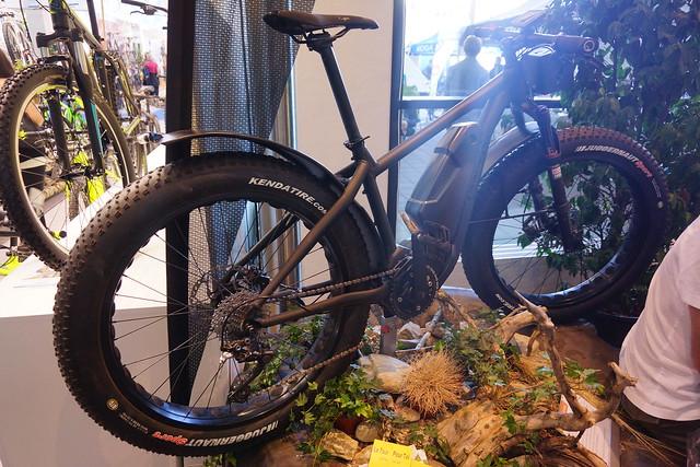 Eurobike 2014: Another e-fat-bike
