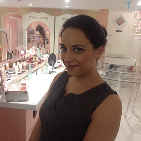 LOVED the #benefit #makeover at Carnaby Street with the girls!!!