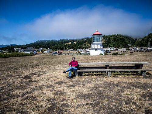 Coastal Redwoods and Fog-074