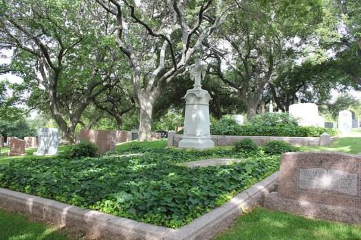 Francis R. Lubbock Monument, Texas State Cemetery, Austin TX