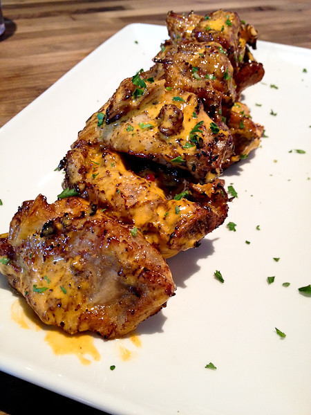 Osso Buco Riblets with spicy aioli
