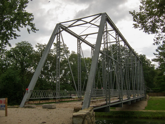 The Houck Iron Bridge