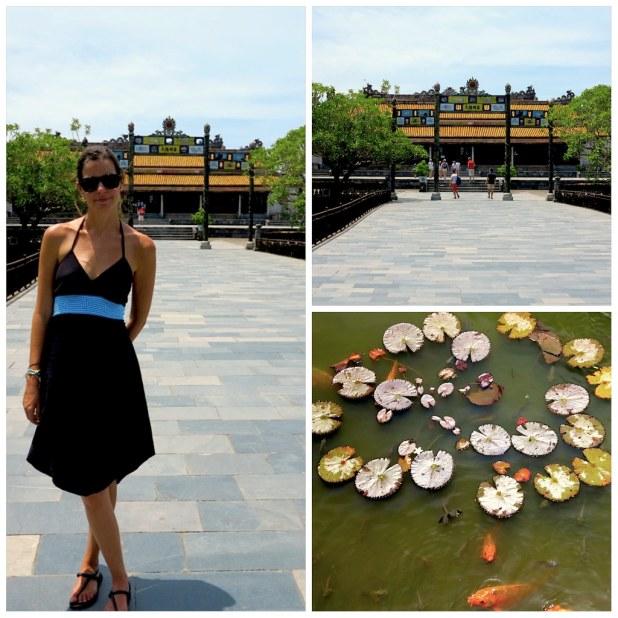 Puerta Ngo Mon Ciudad Imperial Hué