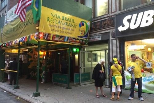 Little Brazil Street