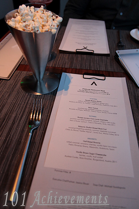 Summer Restaurant Week - Altius