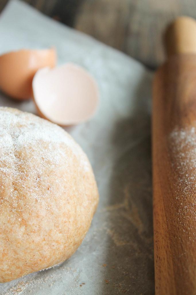 pâte sans beurre