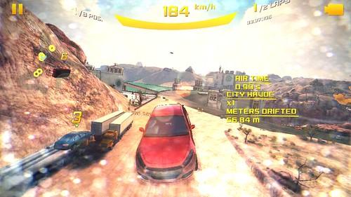 เล่นเกม Asphalt 8: Airborne บน Doogee Valencia