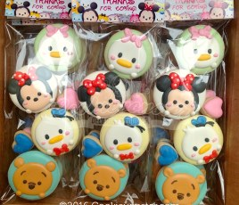 Tsum Tsum Mini packs