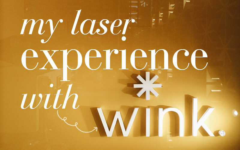 wink laser experience