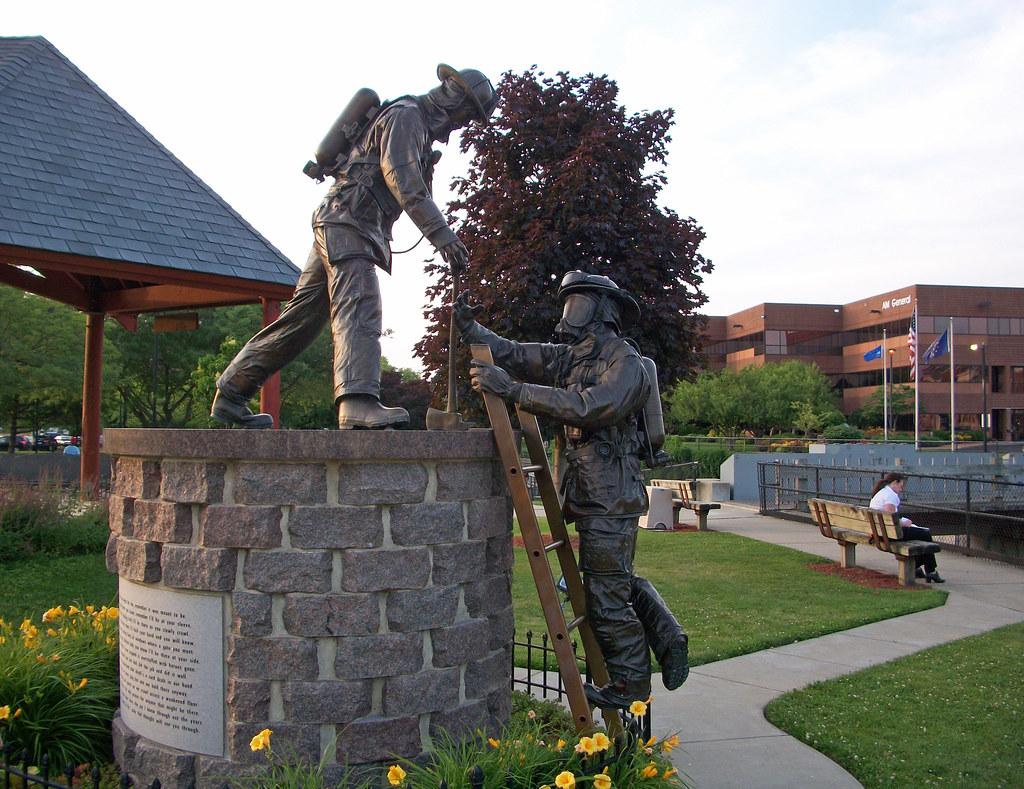 Seitz Park - Fallen Firefighters Memorial