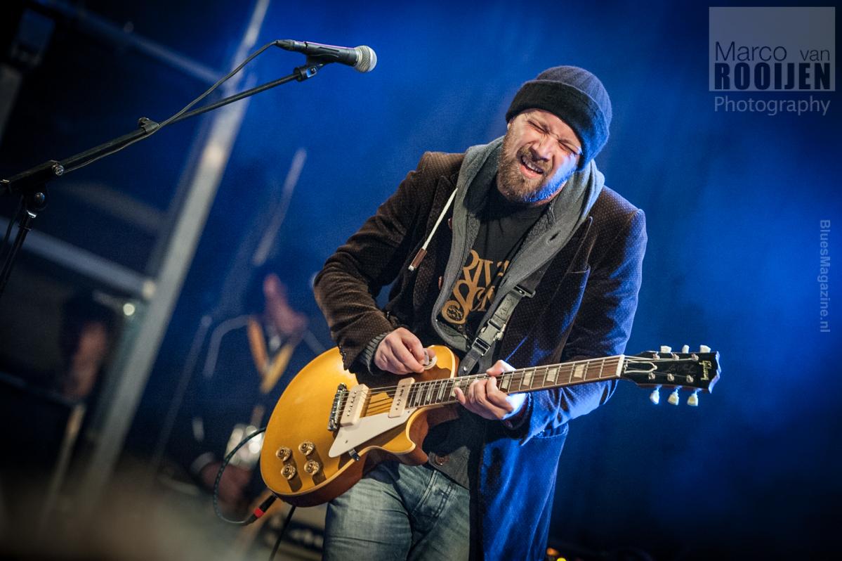 Henrik Freischlader @ Culemborg Blues 2014