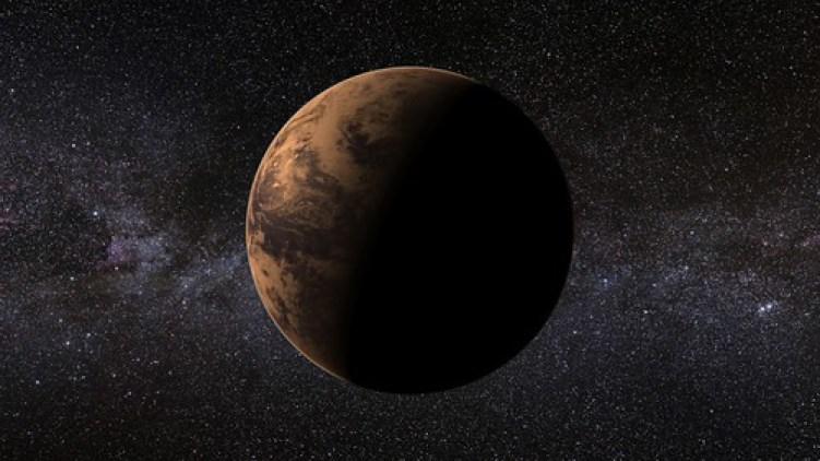 La mayoría de los planetas alienígenas habitables: Gliese 667Cc