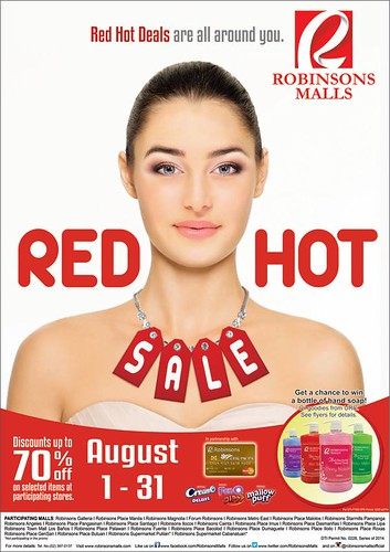 red hot sale
