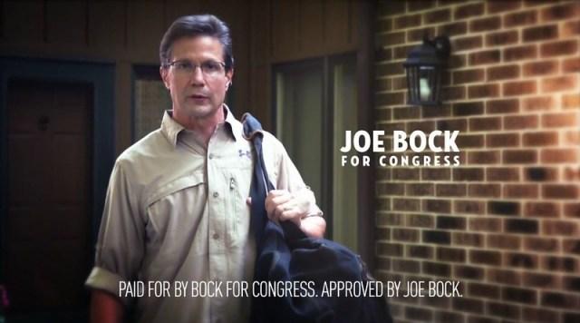 Joe Bock for Congress Campaign Ad
