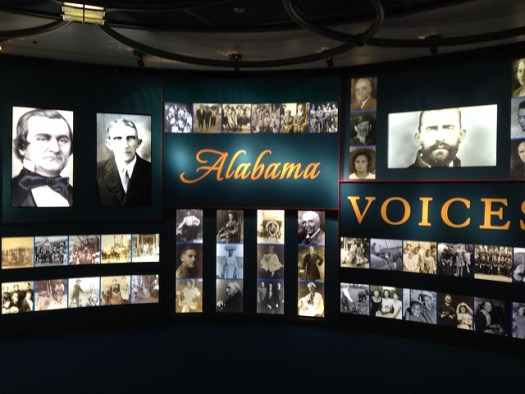 Museum of Alabama, Montgomery AL