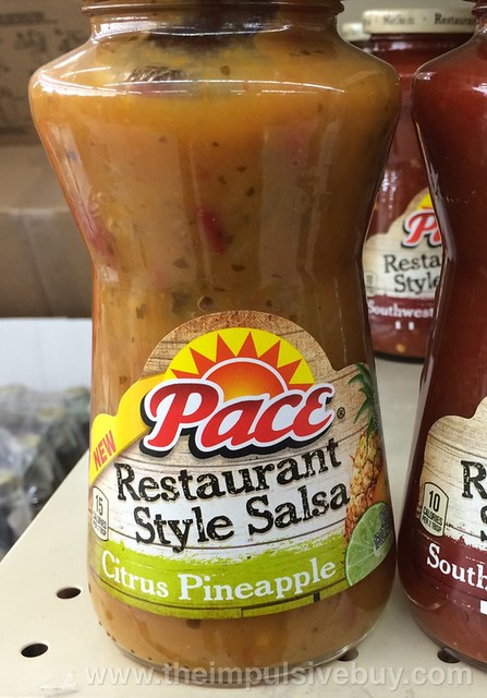 Pace Citrus Pineapple Restaurant Style Salsa