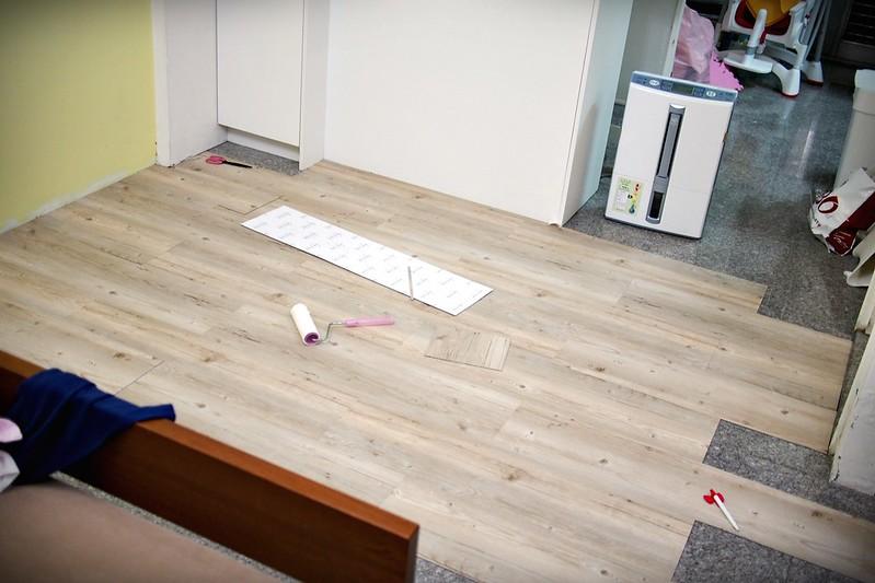 【特力·特力屋】特力屋木頭地板 – TouPeenSeen部落格