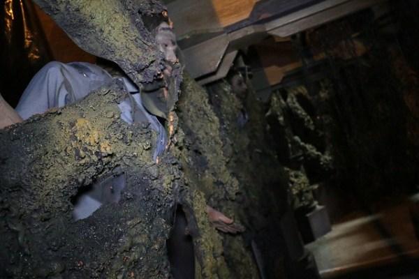Alien vs Predator haunted house at Halloween Horror Nights 2014, Universal Orlando