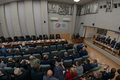 State Commission for Expedition 50/51 launch
