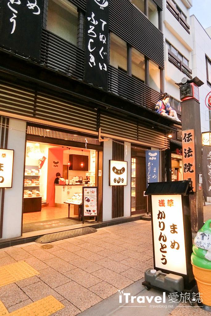 东京浅草购物 仲见世商店街 47
