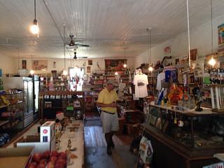 Dwight in Lenoir Store