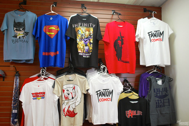 Fantom Comics 10