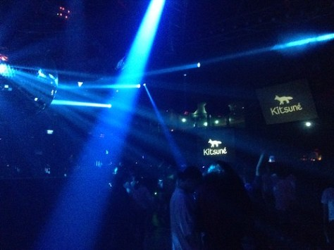KITSUNE Club Night @ageha