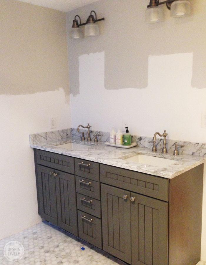 Design Lively Bathroom Renovation