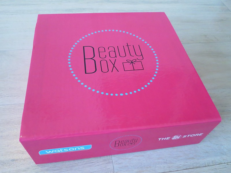 Watsons beauty box