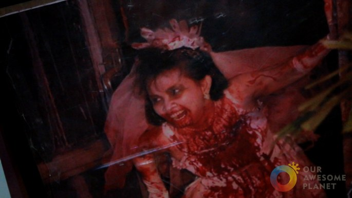 a zombie-2