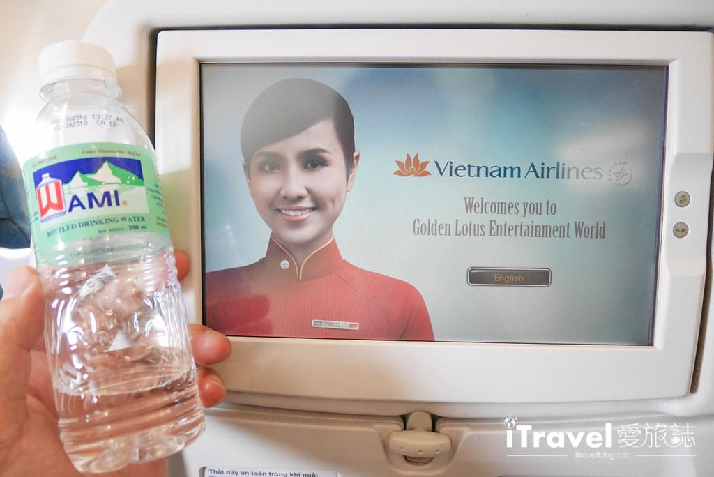 越南航空搭乘体验 Vietnam Airlines (44)