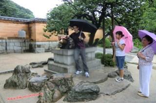 CIMG0984 Acosado por chinos en el Tenmangu (Dazaifu) 12-07-2010 copia