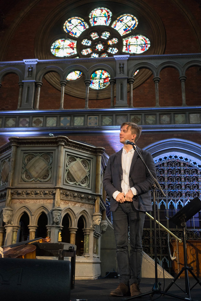 James McVinnie at Daylight Music 11th October 2014
