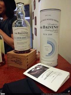 The Balvenie Tun 1509, een juweeltje