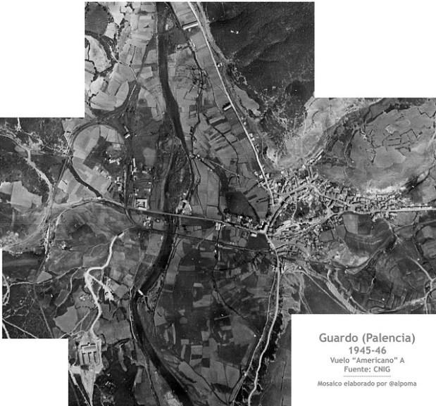 Vuelo sobre Guardo (1945-46)